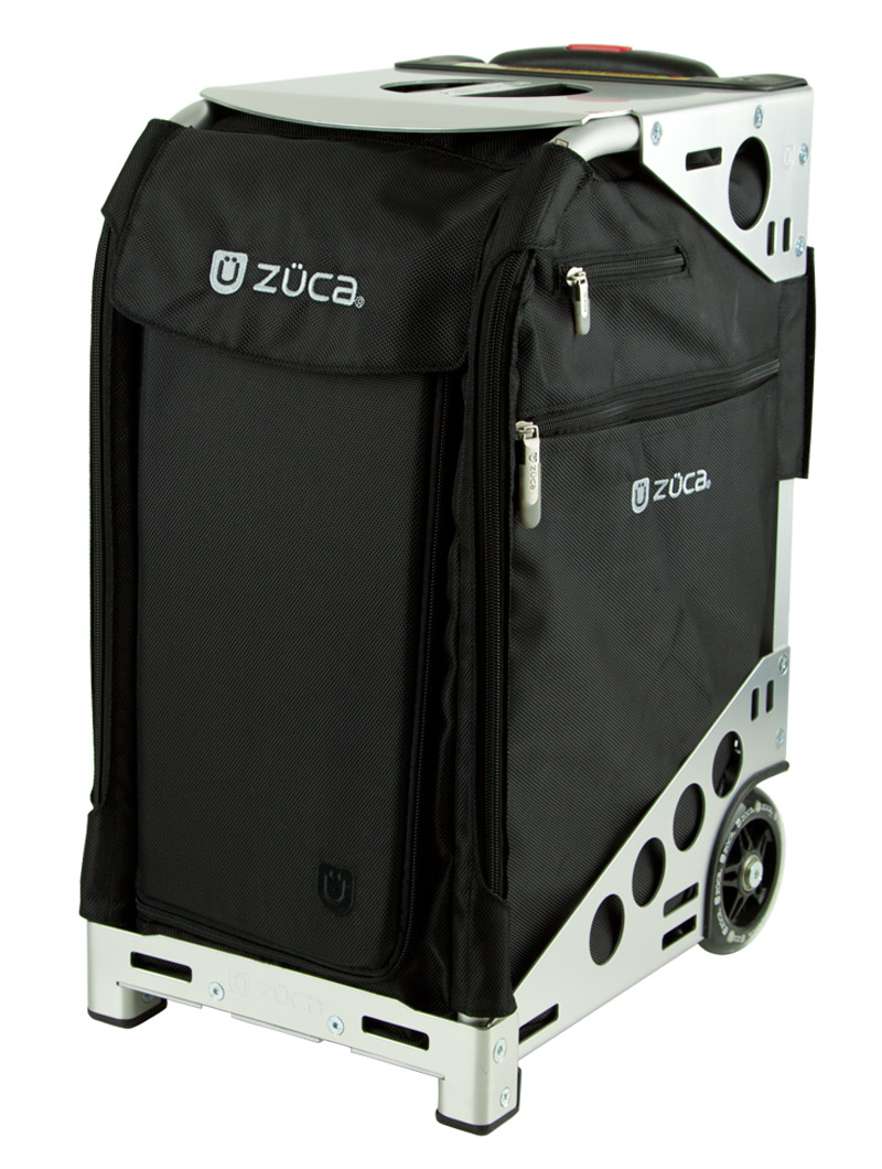 Buy Pro Travel Black Silver Bag Z 220 Ca