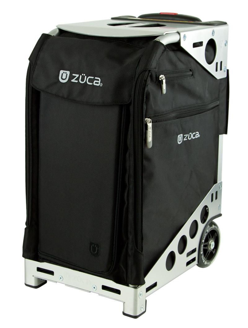 Buy Pro Travel Black Silver Bag Z 220 Ca