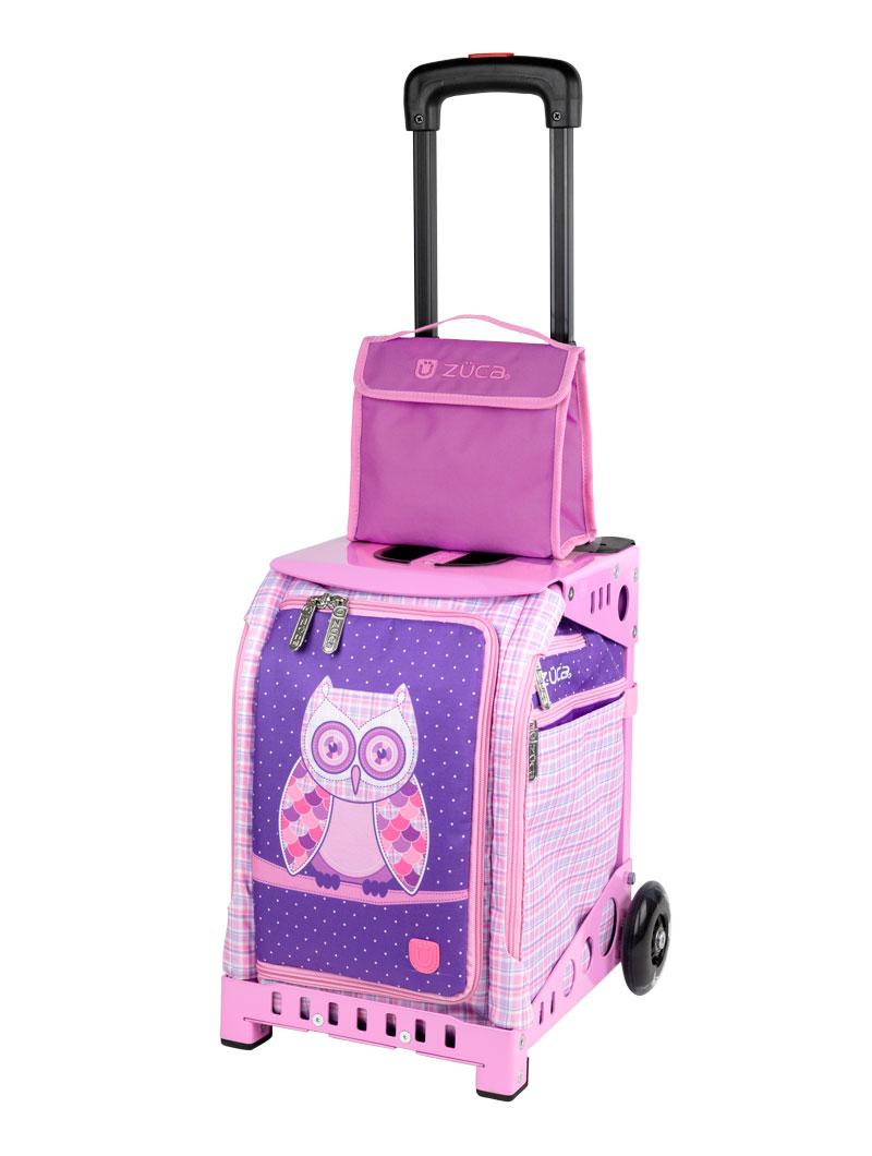 Buy Mini Owl Pink Frame Flashing Wheelset Bag Z 220 Ca