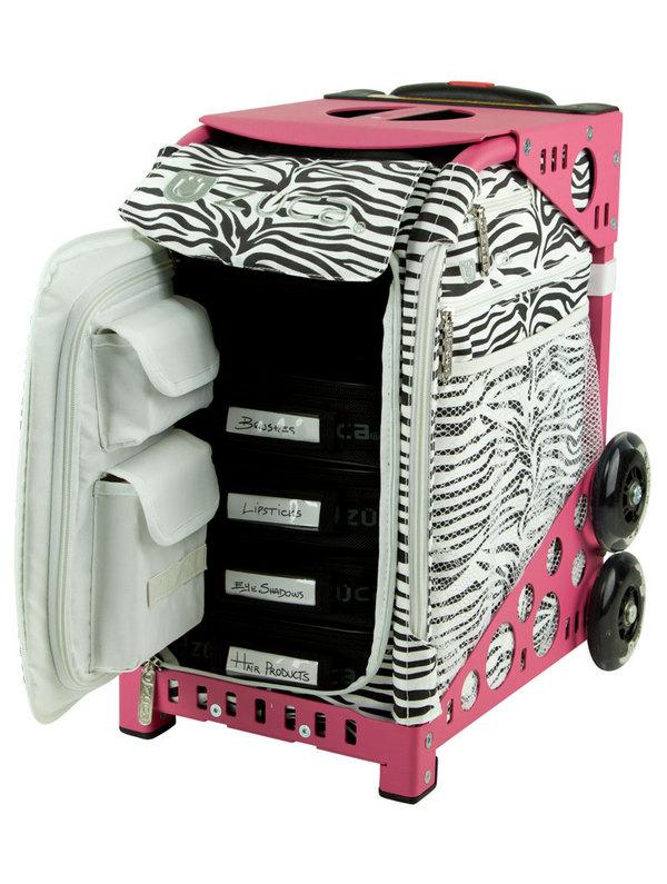 Sport Artist Zebra Pink Frame Flashing Wheelset Z 220 Ca Store