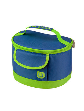 Lunchbox, Blue/Green