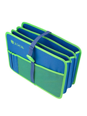 Document Organizer, Blue/Green