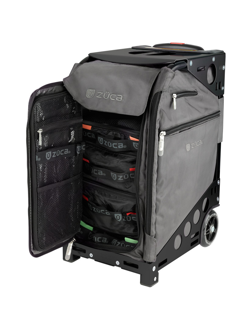 Pro Travel Graphite Gray/Black
