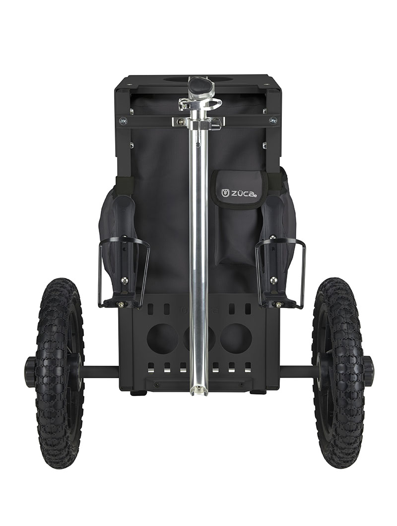 All-Terrain Cart, Gunmetal/Black