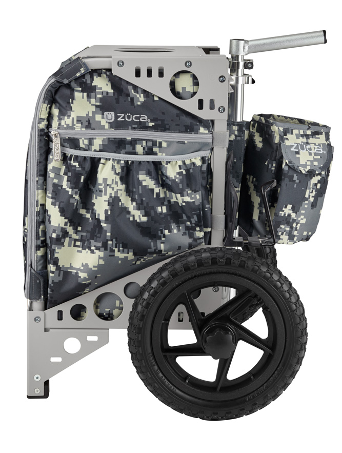 Disc Golf Cart Anaconda/Gray