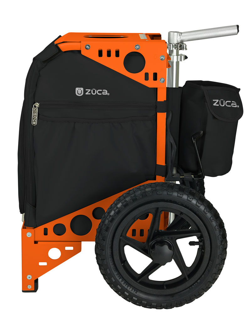 Buy Disc Golf Cart Onyx Orange Bag Z 220 Ca