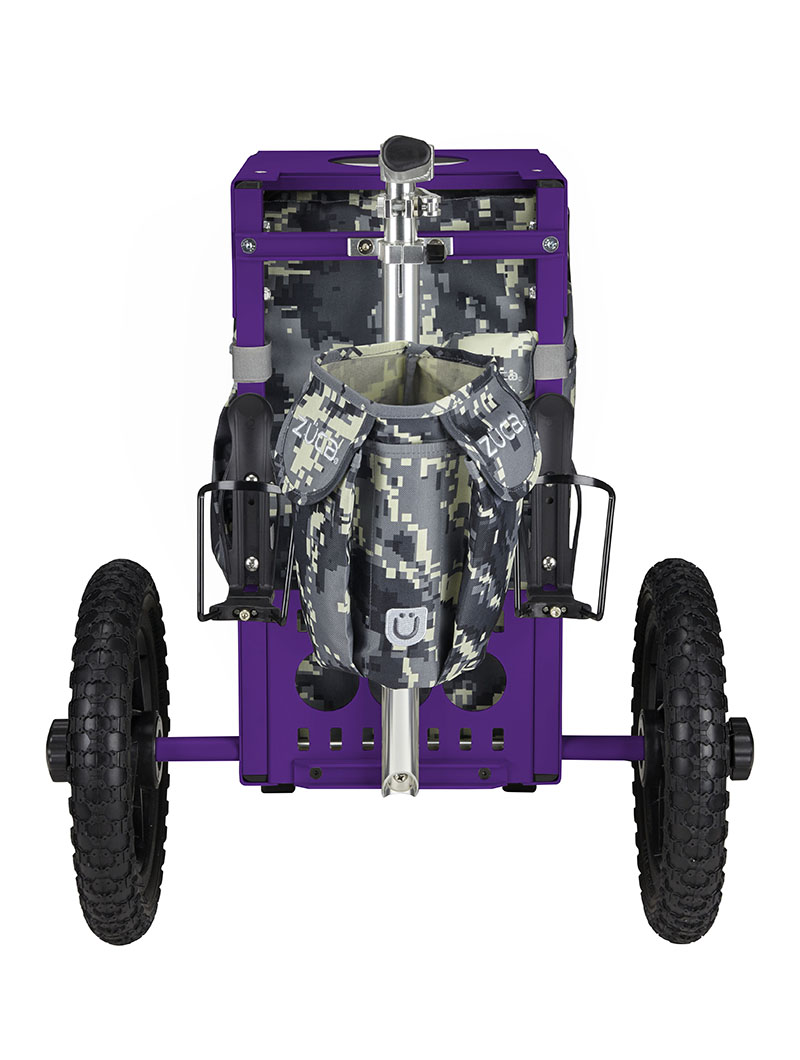 Disc Golf Cart Anaconda/Purple