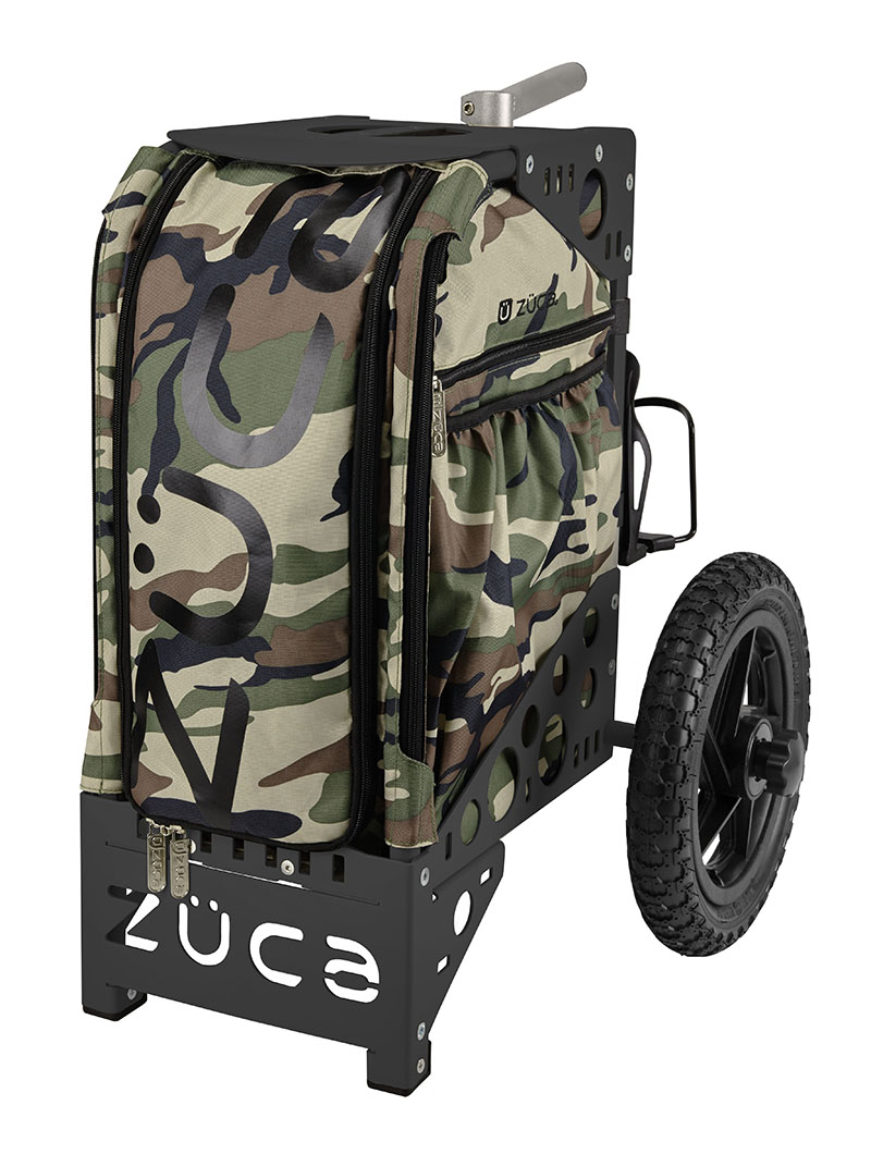All-Terrain Cart Camo/Black