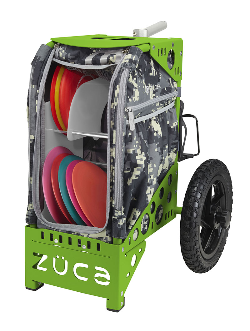 Disc Golf Cart Anaconda/Green