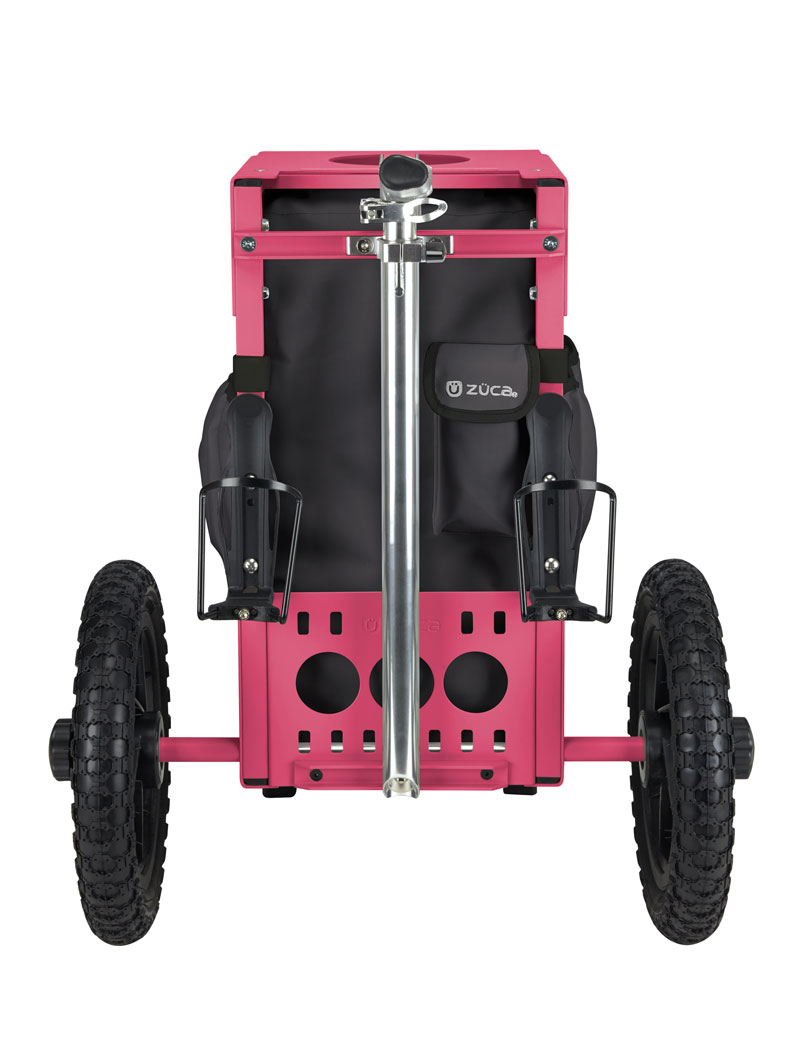 All-Terrain Gunmetal/Pink