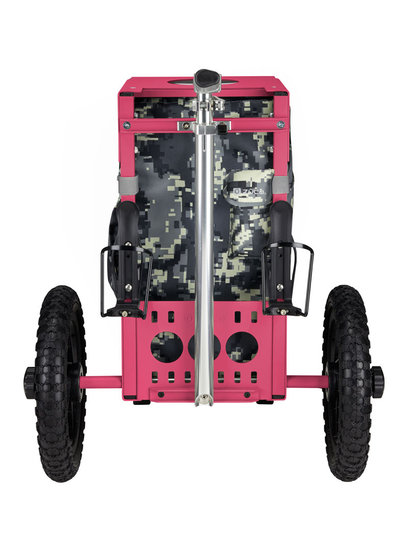 All-Terrain Cart Anaconda/Pink