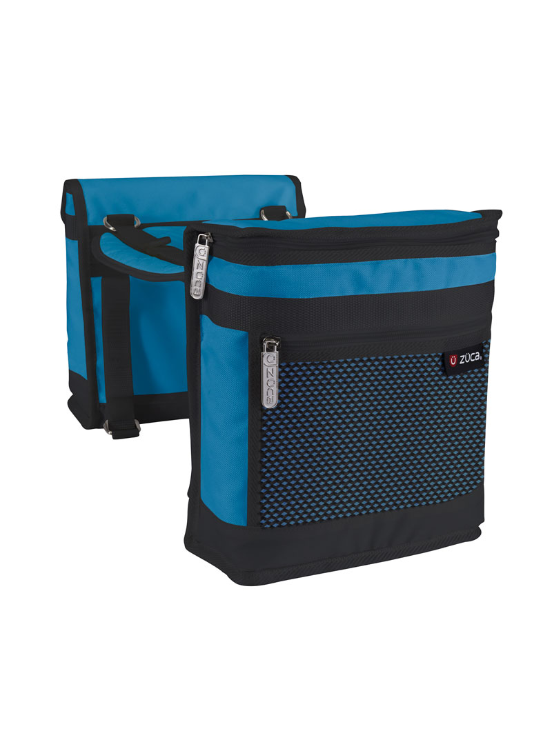 Saddle Bag Set, Blue