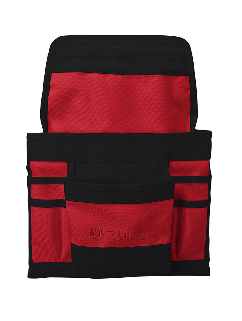 Disc Golf Putter Pouch, Red