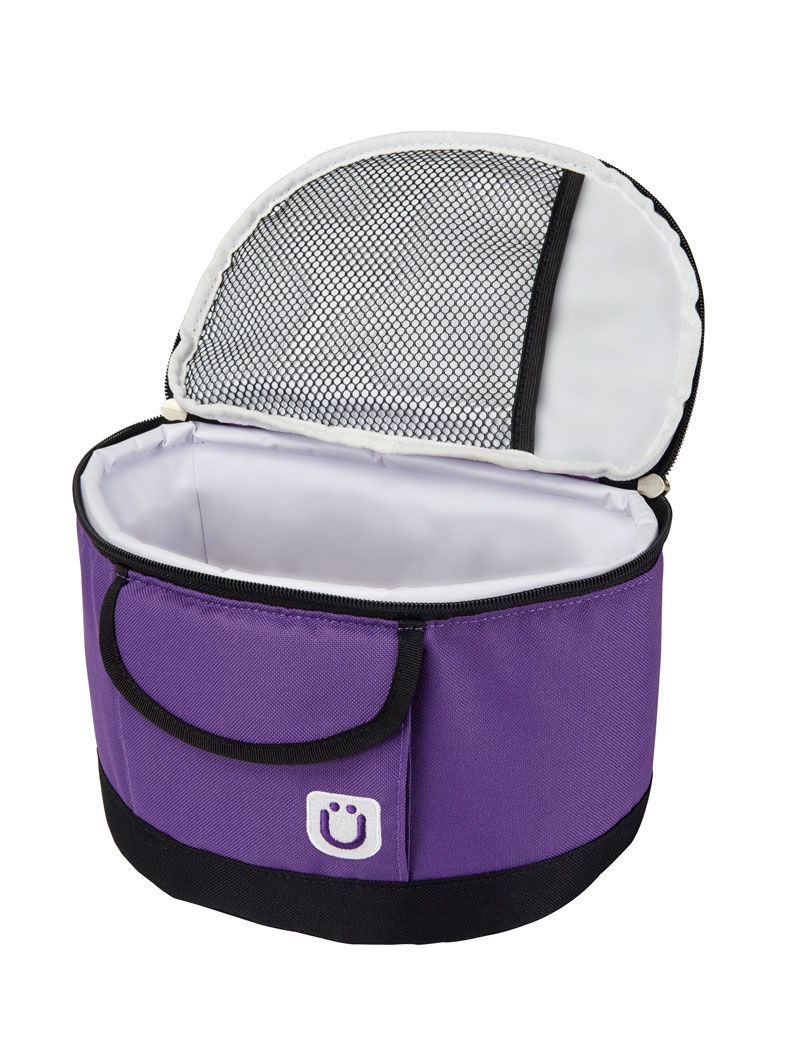 Lunchbox, Purple