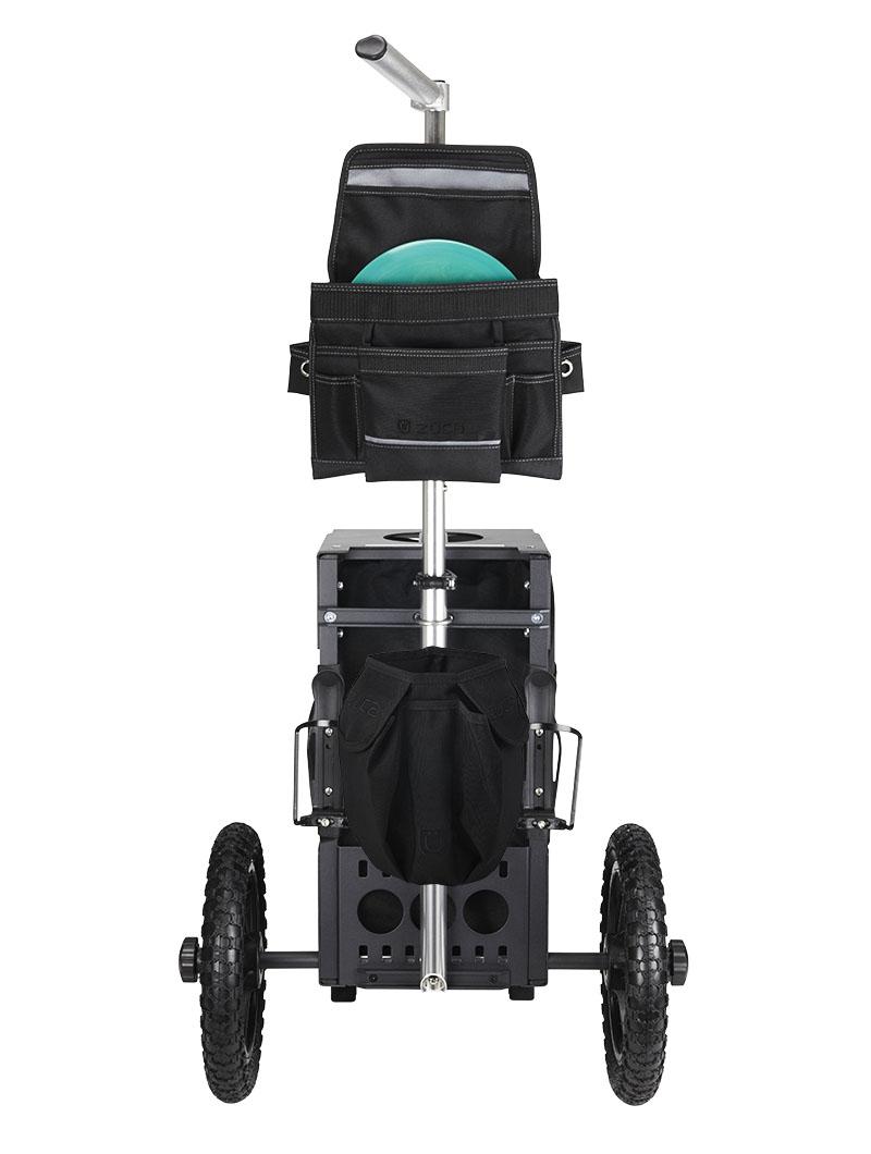Buy Pdga Limited Edition Disc Golf Cart Black Bag Z 220 Ca