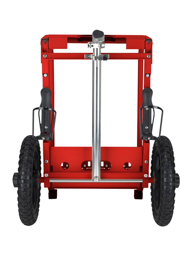Backpack Cart - Red