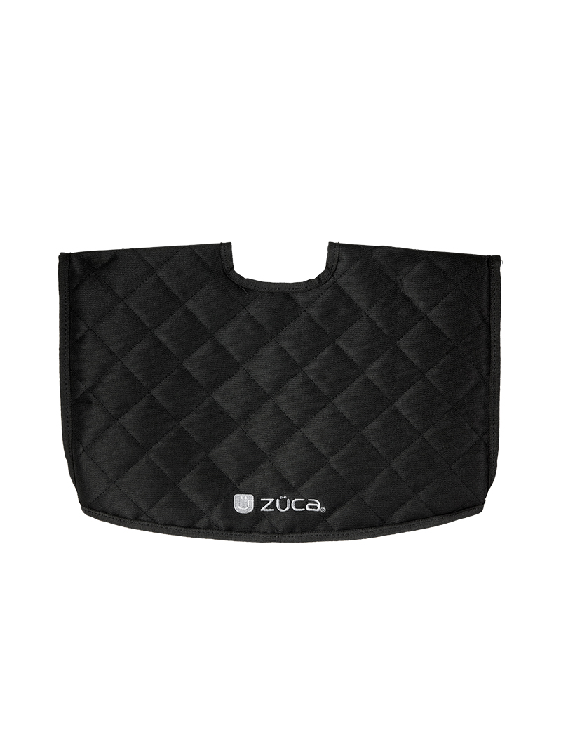 Backpack Cart Seat Cushion, Black