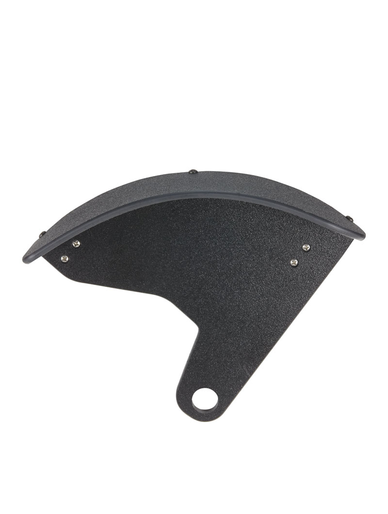 All-Terrain Cart Fenders/Black