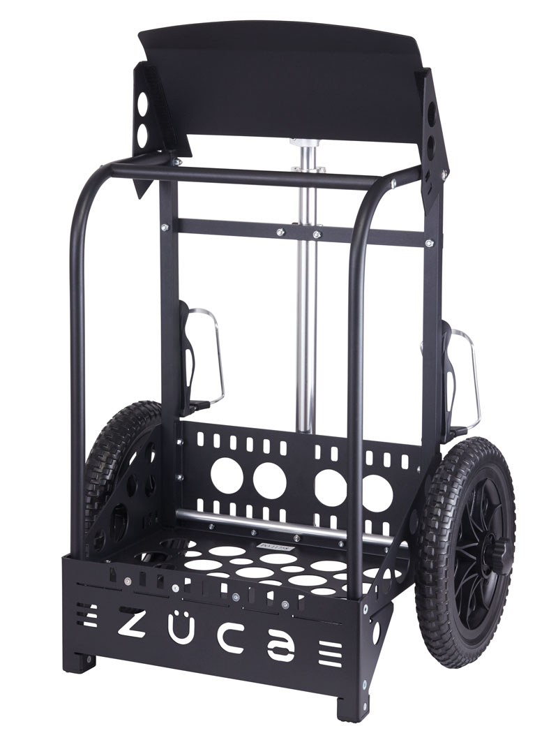 Backpack Cart LG - Matte Black