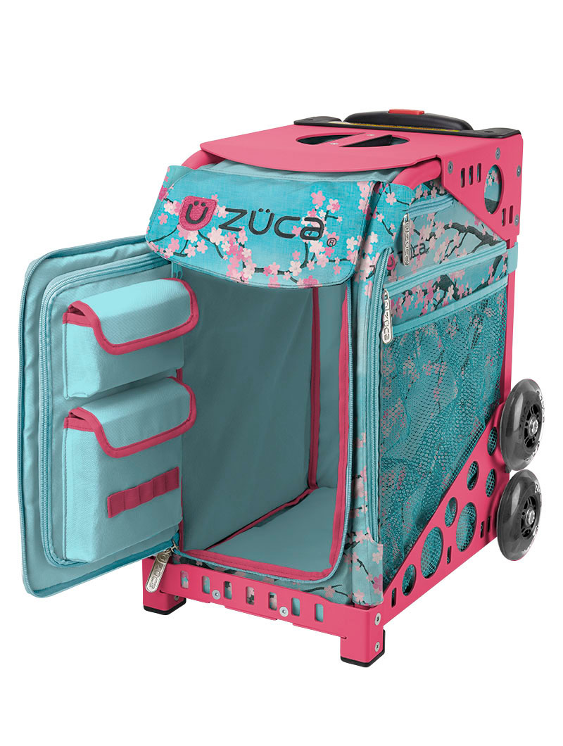 Buy Kid S Rolling School Bag Hanami Pinkframe Ba