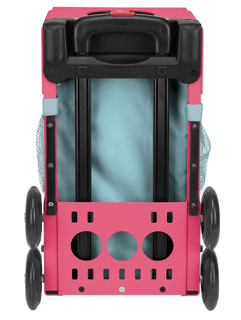 111680daf8 ... Kid s Rolling School Bag - Hanami Pink Frame ...