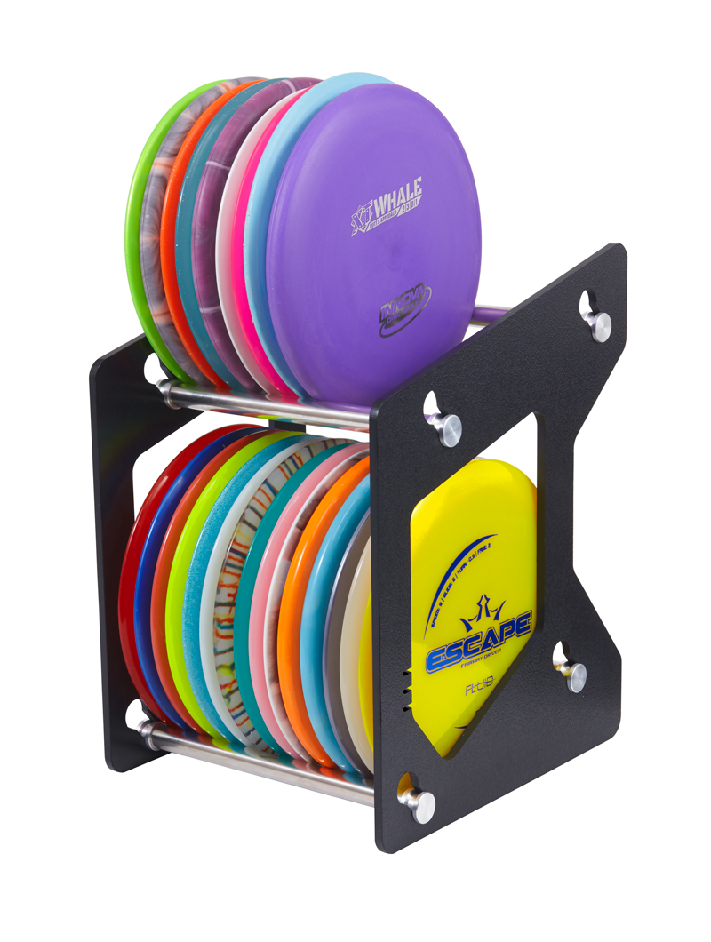 Disc Golf Rack