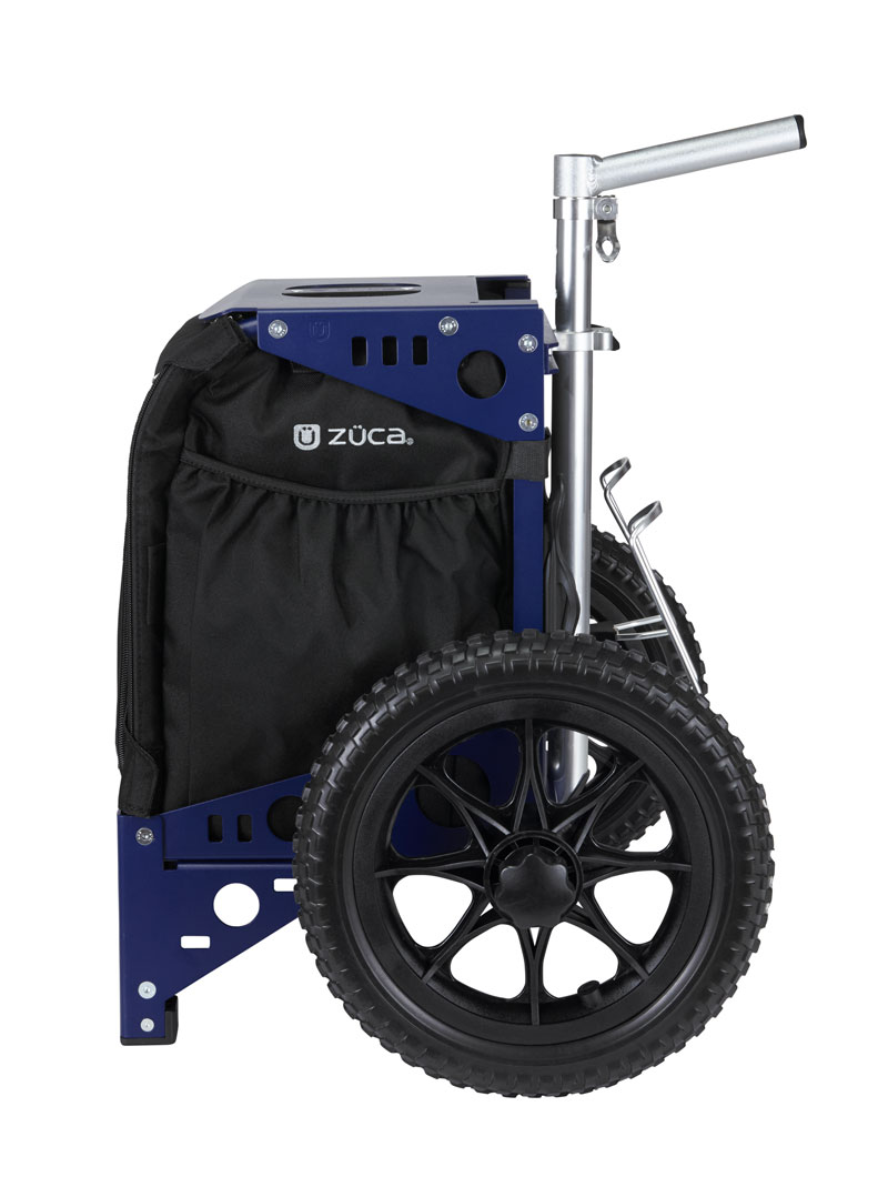 Buy Compact Disc Golf Cart Navy Bag Z 220 Ca