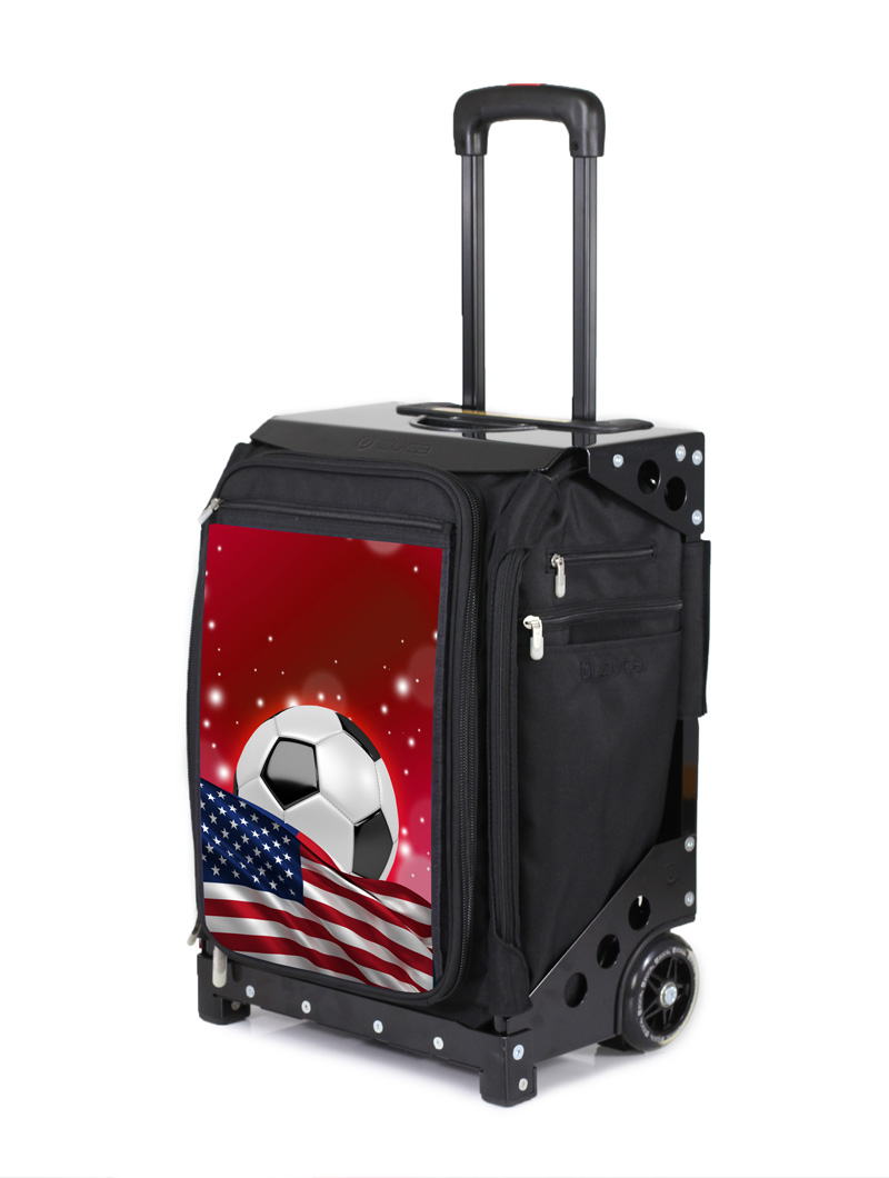Soccer Carry-On F6/Black