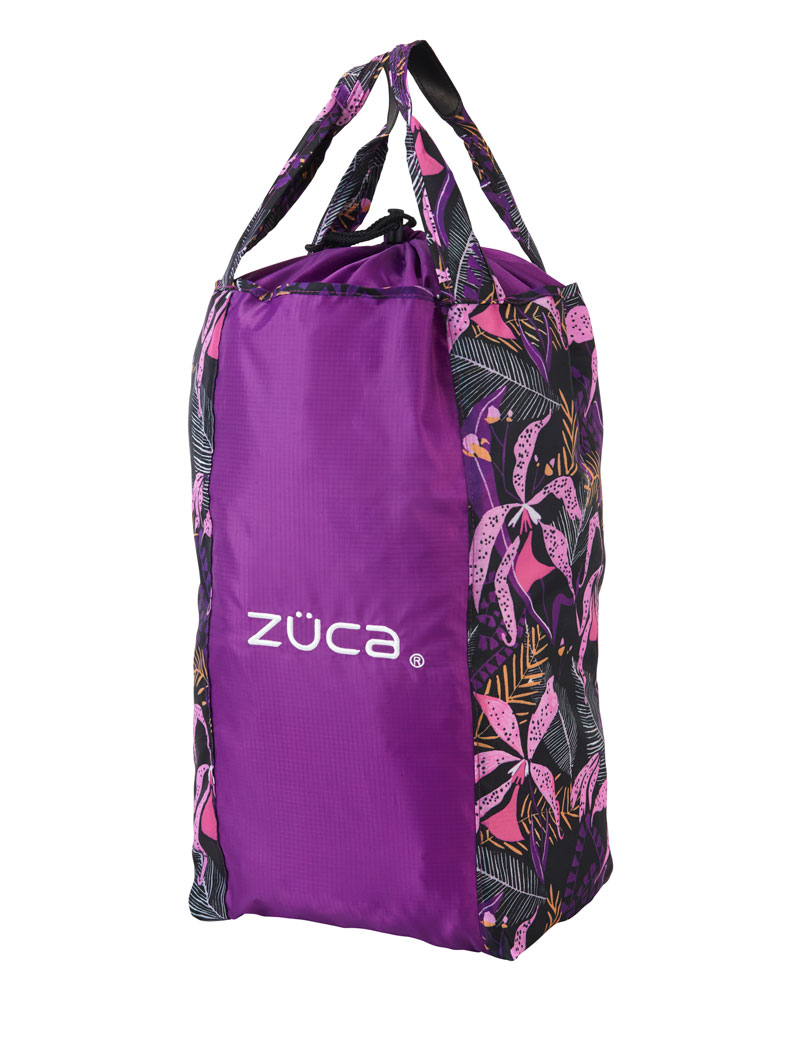 Stuff Sack with Drawstring - Wild Orchid
