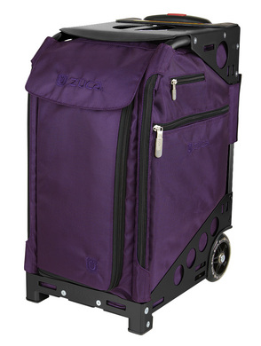 Pro Travel Royal Purple/Black