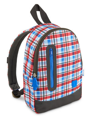 Mini Explorer Backpack - Blue