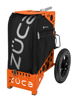 All-Terrain Cart Onyx/Orange