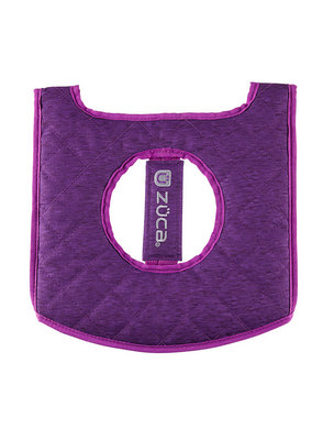 Seat Cushion, Heather Plum