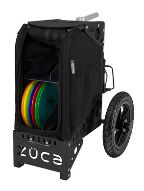 Disc Golf Cart Covert/Black