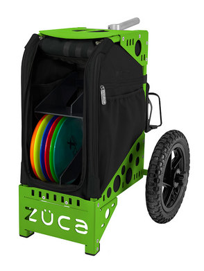 Disc Golf Cart Covert/Green