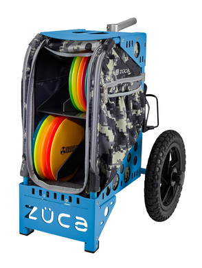 Disc Golf Cart Anaconda/Blue