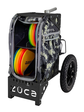 Disc Golf Cart Anaconda/Black