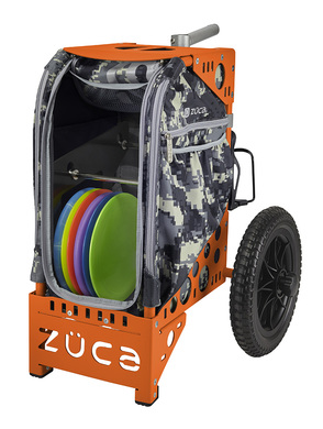 Disc Golf Cart Anaconda/Orange