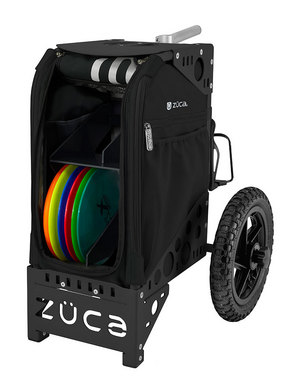 Disc Golf Cart Onyx/Black