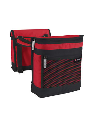 Saddle Bag Set, Red