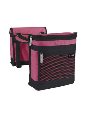 Saddle Bag Set, Pink