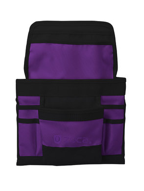 Disc Golf Putter Pouch, Purple