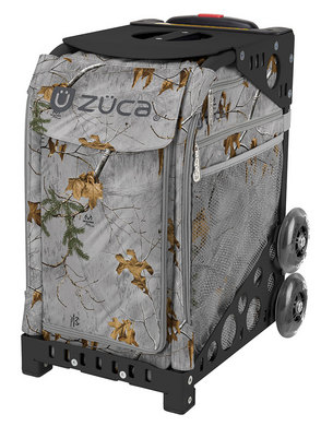 Realtree Xtra Colors (Glacier)/Black Frame Non-Flashing Wheels