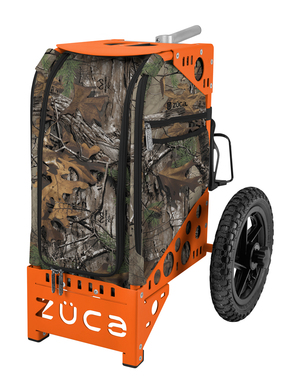 All-Terrain Cart Realtree Xtra Camo/Orange