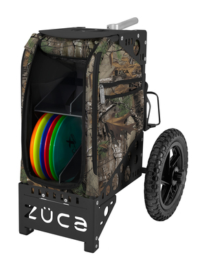 Disc Golf Cart Realtree Xtra Camo/Black