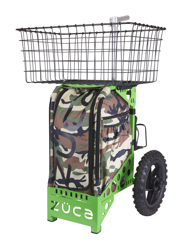 All-Terrain Top Mount Gear Basket