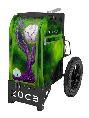 PDGA Exclusive Cameron Todd Edition Disc Golf Cart/Black