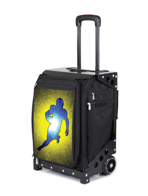 Football Carry-On M1/Black