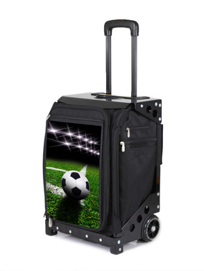 Soccer Carry-On M7/Black
