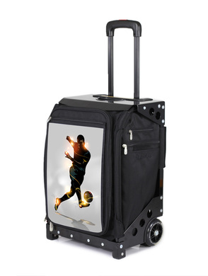 Soccer Carry-On M8/Black